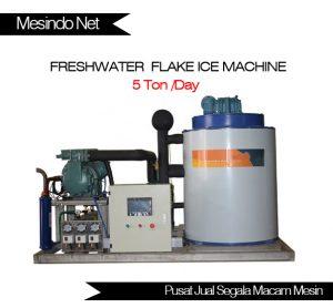 Beli mesin flake ice murah 5 ton sehari