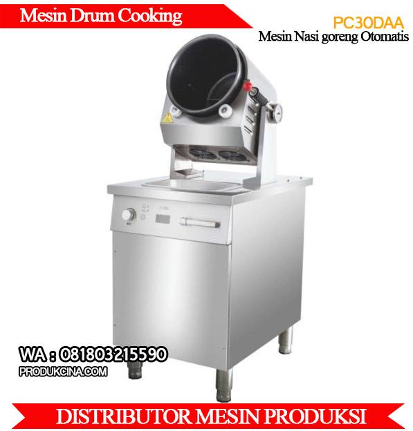Beli mesin pemasak nasi goreng otomatis mudah untuk digunakan