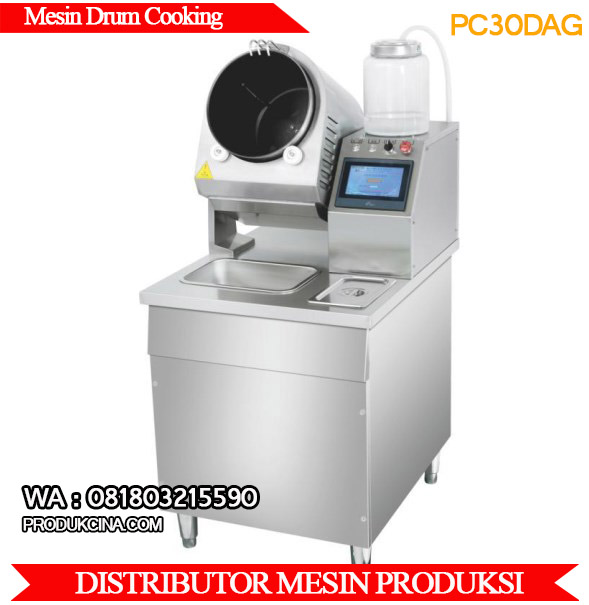 DIstributor Mesin Drum Cooking di indonesia