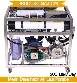Harga mesin disalinator air laut