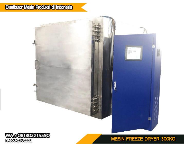Harga mesin pengering vakum kapasitas 300kg
