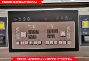 Harga mesin penggorengan ayam kfc