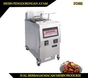 Jual Mesin Menggoreng ayam untuk restoran