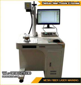 Jual mesin fiber laser marking di indonesia