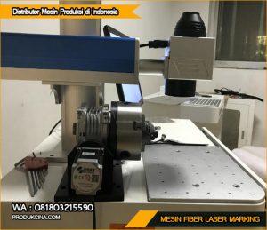 Jual mesin fiber laser marking mesin laser penandai