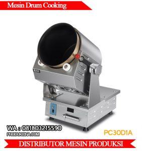 Mesin Drum Pemasak Otomatis PC-30D1A Murah