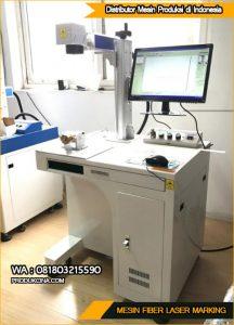 Mesin Fiber Laser Marking berkualitas