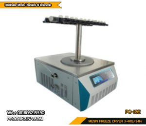 Mesin Pengering beku berkualitas tinggi PC-10E
