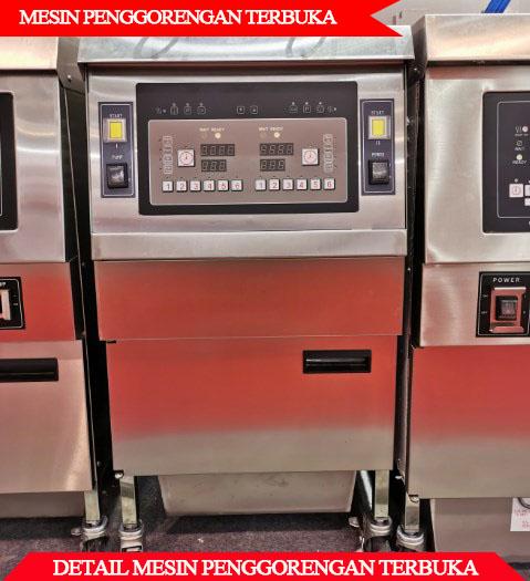 Mesin penggorengan KFC