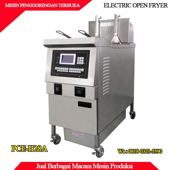 Mesin penggorengan ayam untuk KFC berkualitas PCE-H28A