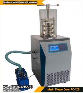 Produk Mesin Freeze Dryer Murah Berkualitas PC-12B