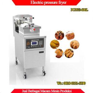 Beli mesin Elektrik Penggorengan bertekanan murah di surabaya