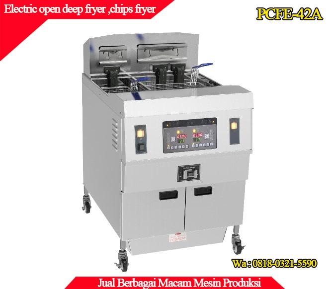 Beli mesin electric deep fryer murah dan berkualitas tinggi