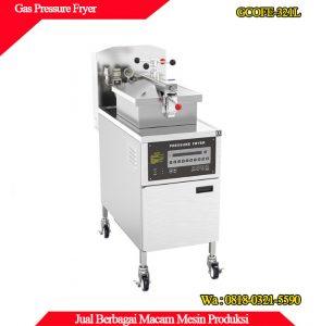 Gas Pressure fryer murah dan berkualitas cocok untuk KFC