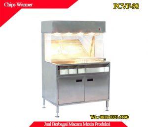 Jual chips warmer berkualitas di surabaya dan sekitarnya