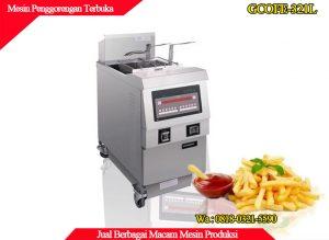 Jual mesin deep fryer murah di surabaya dan gresik
