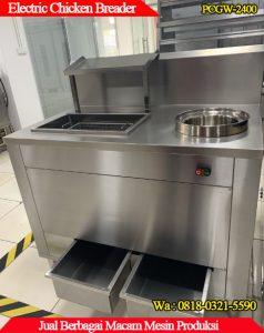 Mesin Breader ayam listrik murah dan berkualitas
