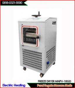 Jual Mesin pengering beku electric heating kapasitas 6KG lebih dalam 24h